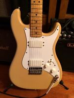 Authentique FENDER BULLET H2  ( MADE IN USA )