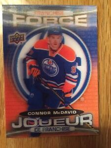 Cartes de hockey Tim Horton  ff4 mc david