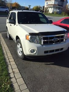 Ford escape 2009 xlt