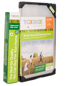 ToxBox electronic furnace filter