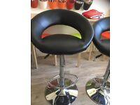 4 kitchen bar stools