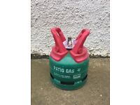 Gas bottle, patio gas unused
