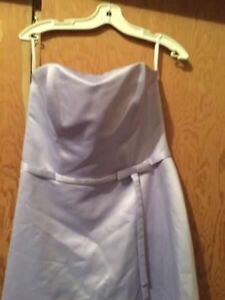 Gorgeous Lilac Dress - Size 12 - Great Fit!