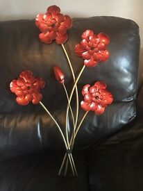 Poppy wallhanging £6