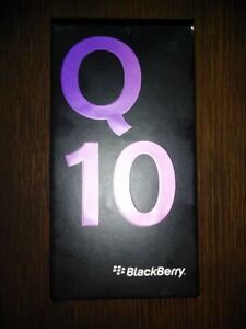 SMART PHONE - Q10 BLACKBERRY - MINT