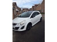 Corsa 1.2 limited adition for sale 3 door