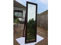 Six Foot Mirror.....free delivery