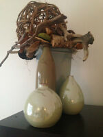 DECORATIVE VASES- CELADON COLLECTION (8)