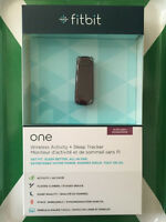 Fitbit One Burgandy (New in Box)