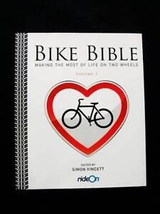 Bike Bible - Simon Vincent/Ride On Loganholme Logan Area Preview