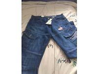 BRand new cross hatch jeans £10