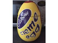 Creme Egg Cookie Jar