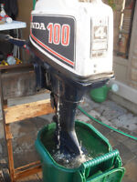 Honda 10 HP 4str / Short Shaft Outboard Motor