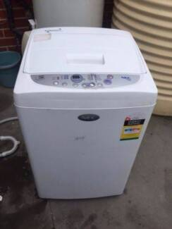 great working 4.5 kg NEC TOP washing machine , can delivery at ex