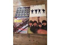 Original Beatles vinyls lps for sale great condition