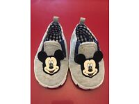 Disney Baby shoes 3-6 months