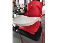 Mothercare folding travel highchair