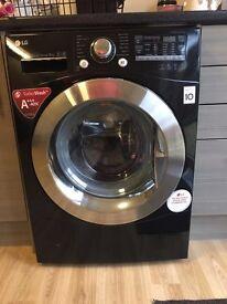 LG 9KG Washing Machine (Spec: FH4A8FDN8)