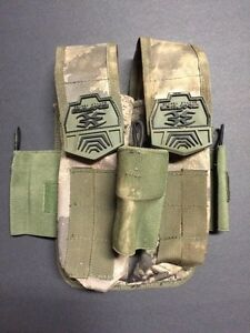Paintball pouches