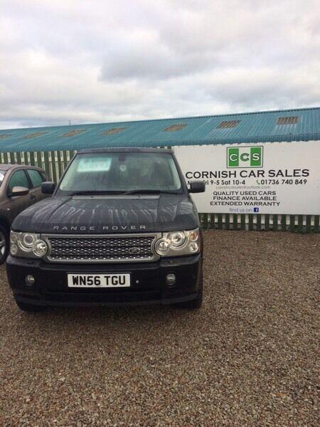 Land Rover Range Rover vogue tdv8 a 12 months warranty