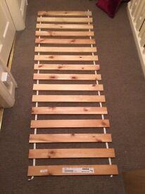 Double beds slats