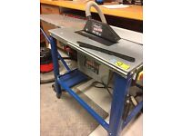 Scheppach table saw. HS120 special edition