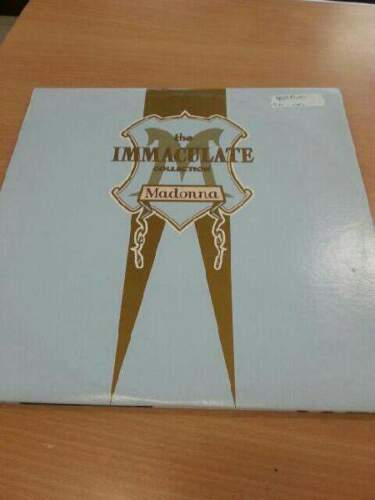 Vinile the immaculate madonna
