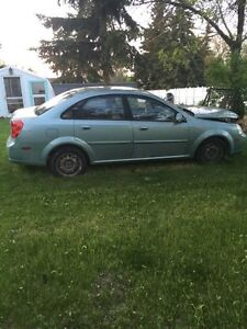 2004 chevy optra. Mechanic special