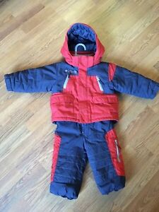 2T Columbia snowsuit