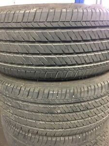 215/55/16 FIRESTONE TIRES ONLY $350 FOR ALL 4!! Kitchener / Waterloo Kitchener Area image 1