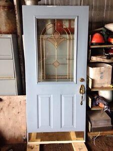 Exterior Steel Door