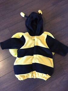 Bee costume 6-12 months