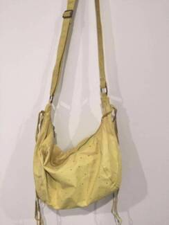 Yellow Cross Body Bag Lane Cove Lane Cove Area Preview