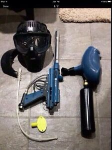 Marauder Paintball Gun and Accessories at a great price