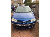Renault megane estate 1.6