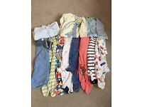 Baby boy bundle 3-6 months