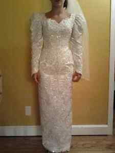 beautiful wedding dress robe de mariage high quality West Island Greater Montréal image 6