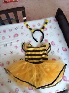 Bee costume for baby girl