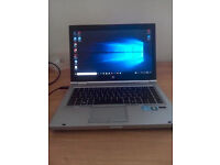 HP Elitebook 8460p i5 5gb Ram 180gb SSD Windows 10 pro