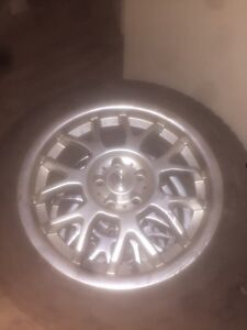GREAT DEAL!! TIRE AND RIM PACKAGE!