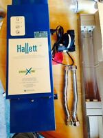 Ultraviolet System Hallett 13GPD UV