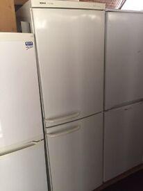 BOSCH white good looking frost free A-class fridge freezer cheap