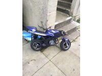 Mini moto spares or repair