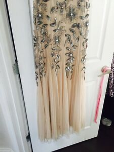 Like new J. Michaels evening gown