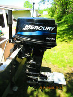 2007 25 Hp Outboard