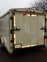 Atlas enclosed trailer