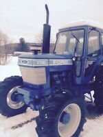 7710 FORD TRACTOR
