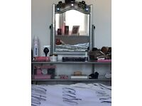 dressing table £15