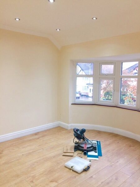 Newly Currently being refurbished 3 bedroom house