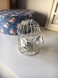Birdcage home decoration x 27